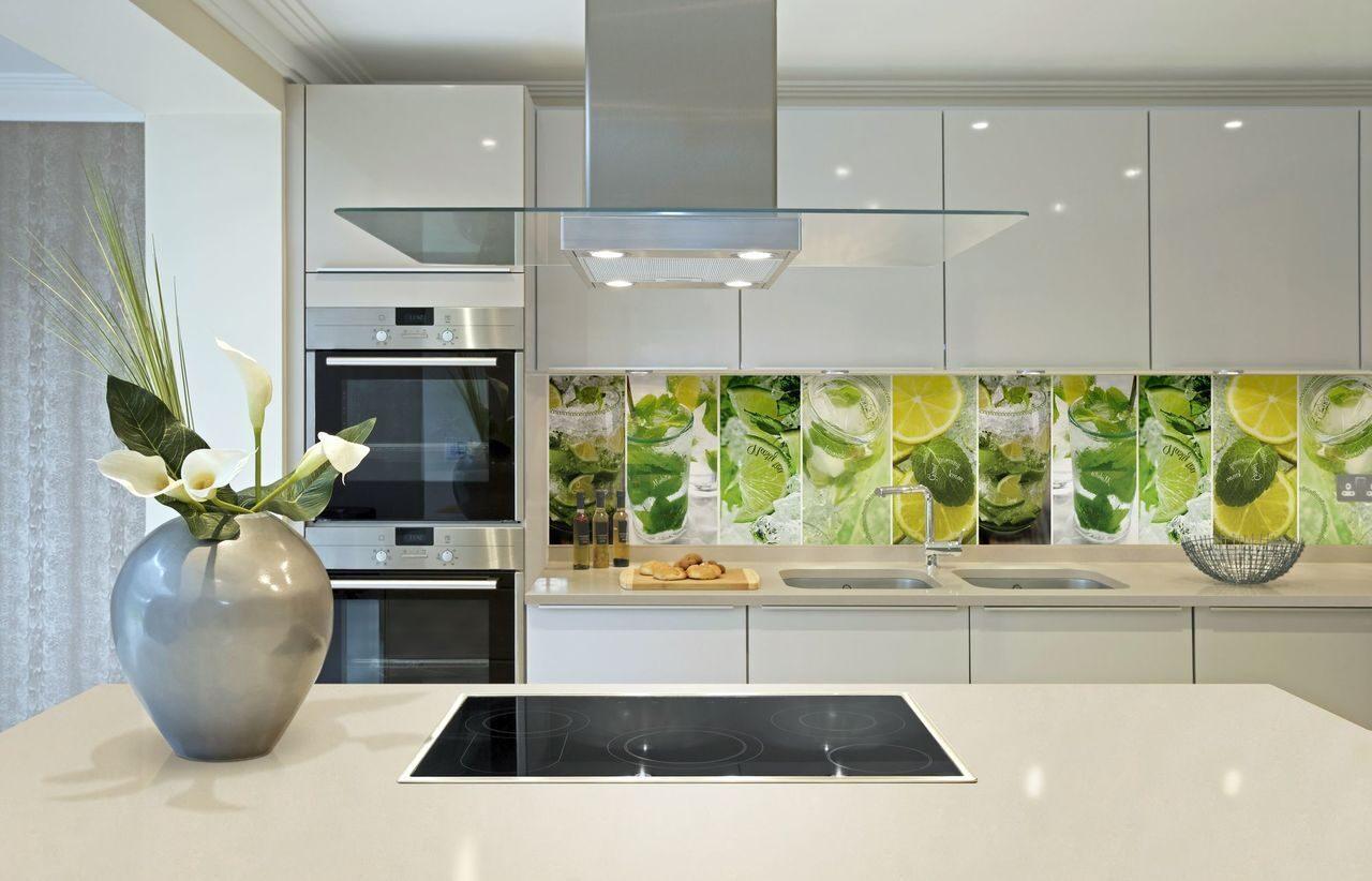 через объектив образцы стеклянных фартуков для кухни фото жемчуг выращивают