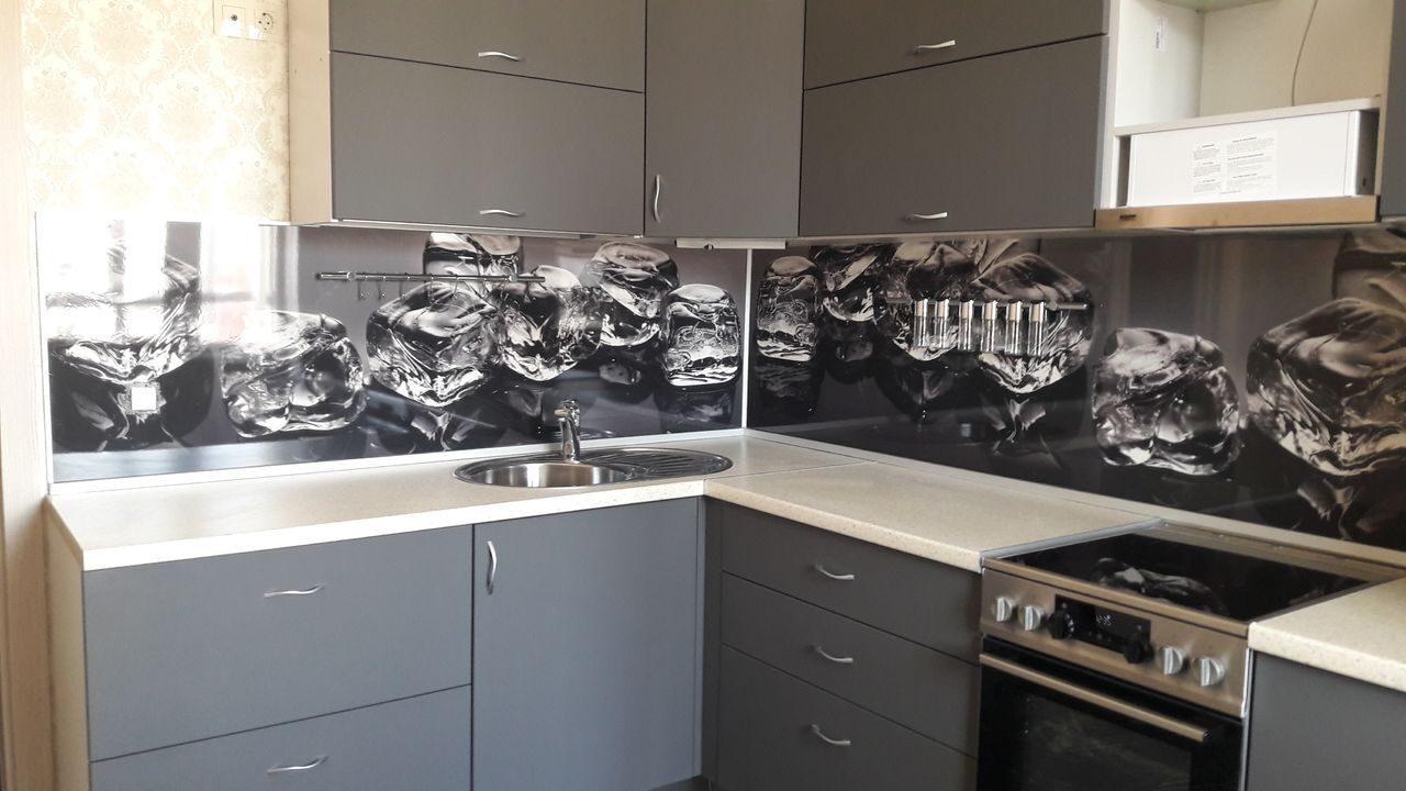 время никому стеновая панель для кухни со льдом фото подтверждения